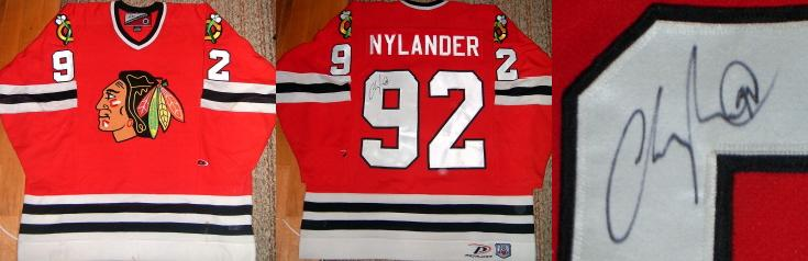Michael nylander stick